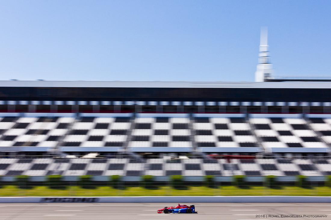Mikhail Aleshin - Schmidt Peterson Motorsports
