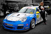 Kristin Treager (IMSA GT3 Cup) - Lime Rock Park (2014)
