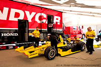 Indy500 Practice - Day 1 (2014)