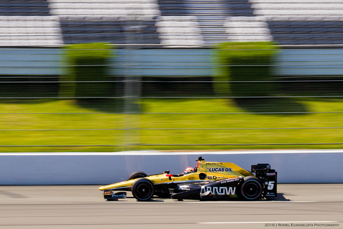 James Hinchcliffe - Schmidt Peterson Motorsports