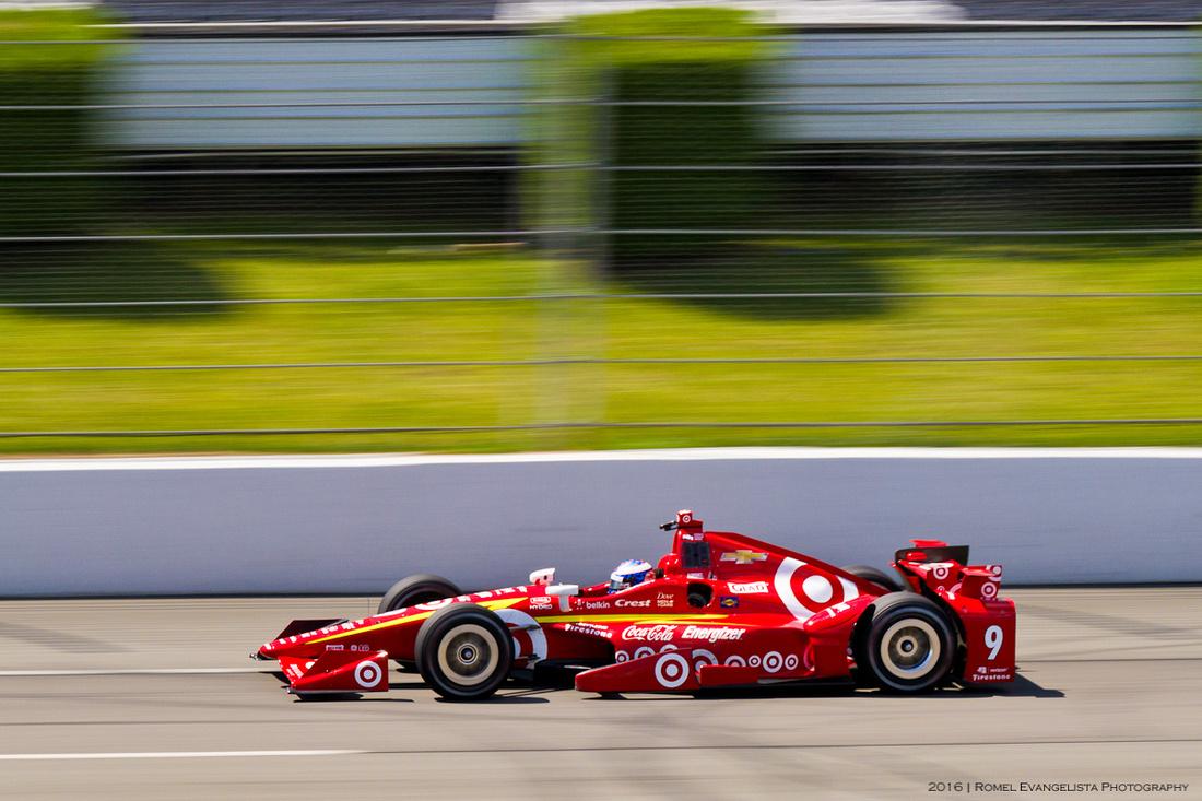 Scott Dixon - Chip Ganassi Racing