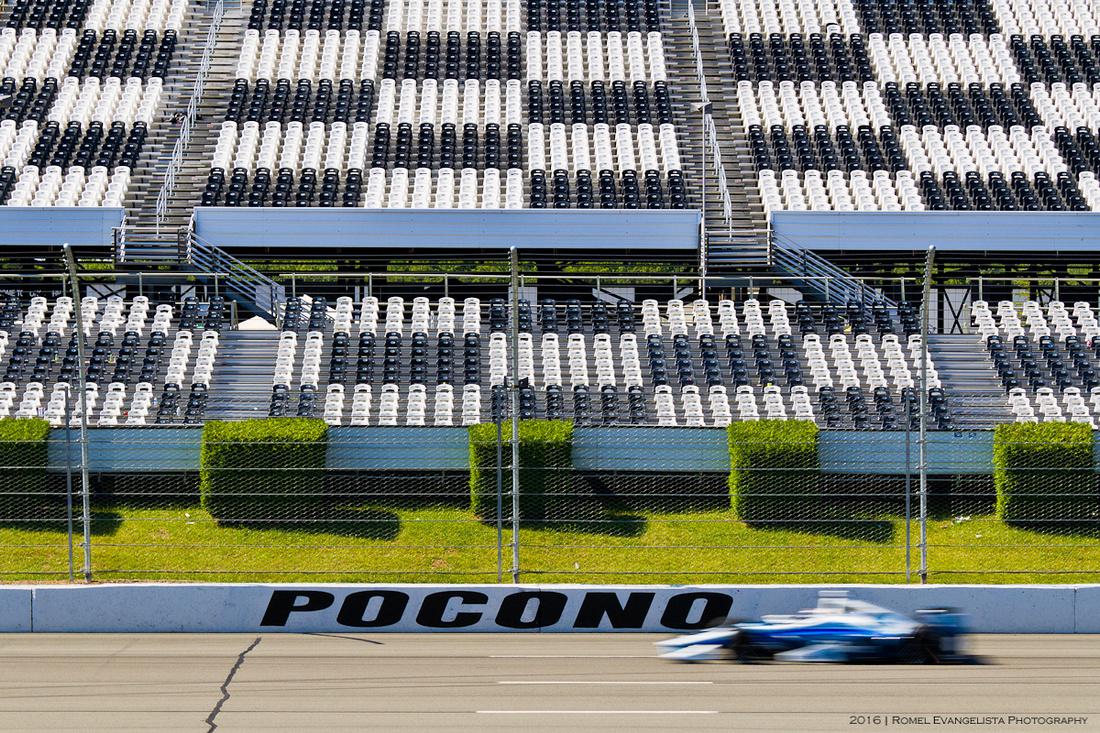 Max Chilton - Chip Ganassi Racing