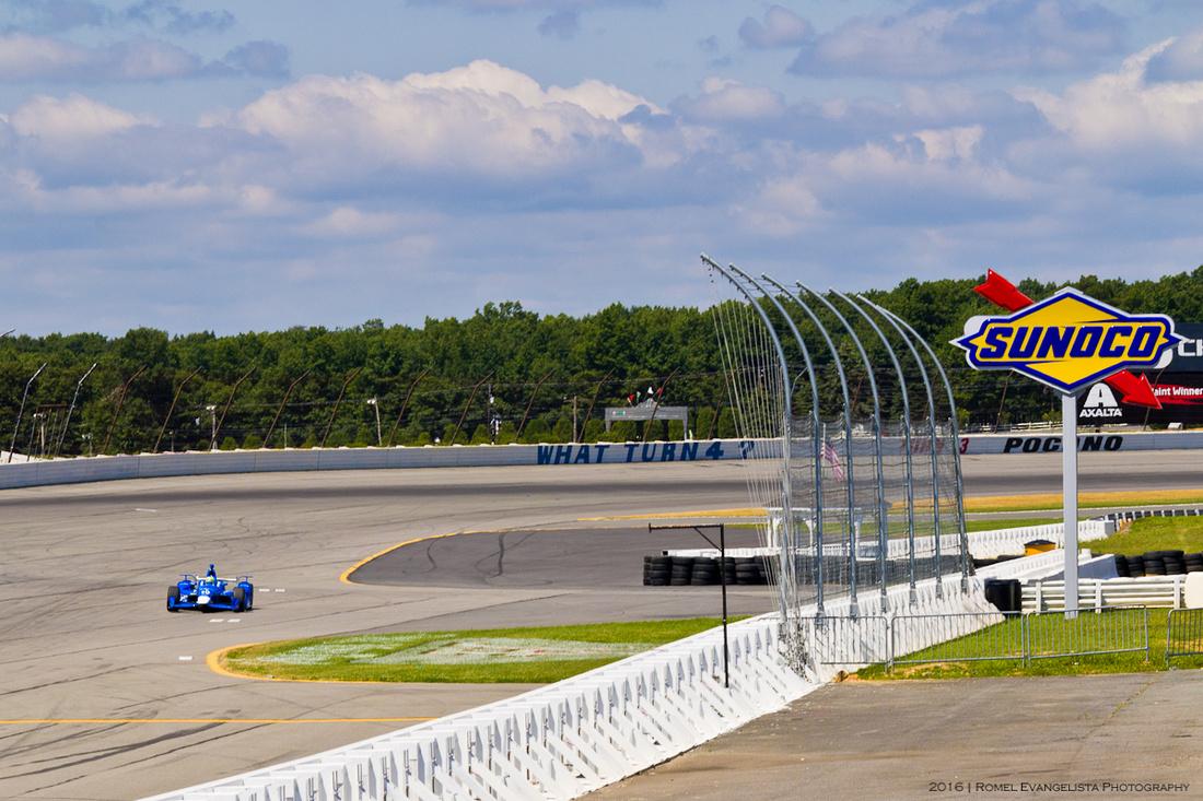 Tony Kanaan - Chip Ganassi Racing