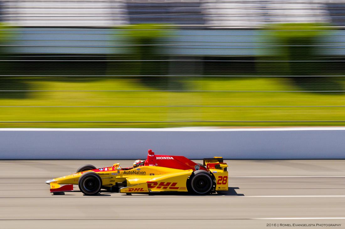 Ryan Hunter-Reay - Andretti Autosport